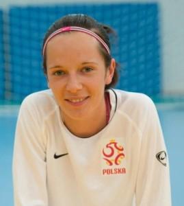 Reprezentantka Polski w Futsalu.