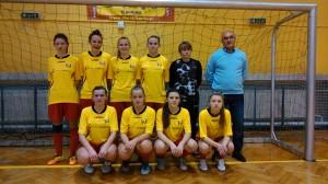 Sokółki Pro-Familia na turnieju w Koninie