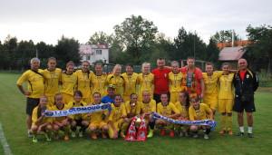 Sokółki z pucharem i medalami Women CUP 2014 Olomouc.