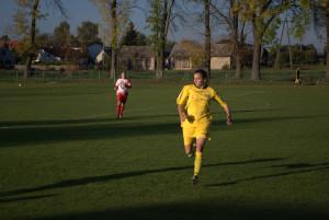 Agata Nazarko strzeliła swojego pierwszego Gola w 1 Lidze.