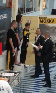 Dekoracja pływaków w Mielcu.
