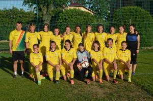 Sokółki -Mistrzynie Podkarpacia Juniorek