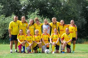 juniorki młodsze 2016 przed sezonem